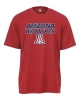 Image for Badger Sport: Arizona Wildcats B-Core Youth Tee Red