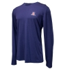Image for Uvida: Arizona UV-Protective Crew Neck Bright Navy