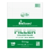 "Image for BioBased Filler College Ruled Paper 8.5""x11""  - 100 Sheets"