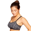 Image for Colosseum: Arizona Seamless Low-Impact Sports Bra-Black