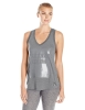 Image for Colosseum: Arizona Women's Think Fit Graphic Tank-Grey