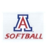 Image for Decal: Arizona Softball