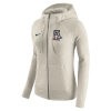 Image for Nike: Arizona Women's DNA Gym Vintage Full-Zip Hoodie-Cream
