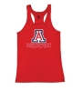 Image for Badger Sport: Arizona Wildcats B-Core Racerback Tank-Red