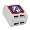 Image for Quik Volt: Arizona Wildcats 4-Port USB Wall Charger-White