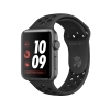 Image for Apple Watch Nike+ GPS 38mm Space Gray Alum Anth/Black Band