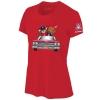 Image for Arizona Wildcats Alumni Homecoming 2017 Ladies Red Tee