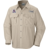 Image for Columbia: Arizona Men's PFG Bahama Long Sleeve Shirt-Fossil