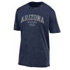 Image for Gear: Arizona Wildcats Dad Men's Outta Town Tee-Washed Navy
