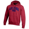 Image for Gear: Arizona Wildcats Big Cotton Hoodie-Red