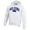 Image for Gear: Arizona Wildcats Big Cotton Hoodie-White