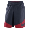 Image for Nike: Arizona New Classics Performance Shorts-Red/Navy