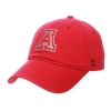Image for Zephyr: Arizona Bling Logo  Women's Girlfriend Cap - Red