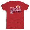 Image for Arizona Wildcats Football 2017 Foster Farms Bowl Tee - Red
