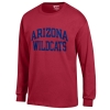 Image for Gear: ARIZONA WILDCATS Basic Long Sleeve Tee - Red