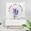 Image for Desert Cactus Water Color Cactus Wall Tapestry