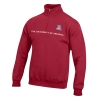 Image for Gear: The University of Arizona Big Cotton 1/4 Zip - Red