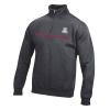 Image for Gear: The University of Arizona Big Cotton 1/4 Zip-Charcoal