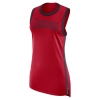 Image for Nike: Arizona Women's Dri-Fit Long Jersey - Red/Navy