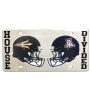 Image for Stockdale: Arizona Football House Divided License Frame