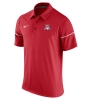 Image for Nike: Arizona Team Logo Issue Performance Polo - Red