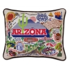 Image for Catstudio:  Arizona, Univ of Collegiate Embroidered Pillow
