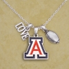 Image for HJC: Arizona Wildcats Touchdown Necklace
