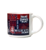 Image for Coffee Mug: Arizona Widcats 1885 Metro Mug 14 oz