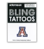 Image for Spirit Gear: Arizona Logo Bling Rhinestone Tattoo