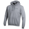 Image for Champion: Eco Powerblend Hoodie - Heather Grey
