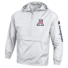 Image for Champion: Arizona Wildcats Printer Packable Jacket - White