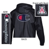 Image for Champion: Arizona Wildcats Printer Packable Jacket - Black