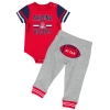 Image for Colosseum: Arizona Long Run Football Bodysuit & Pant Set