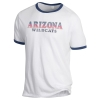 Image for Gear Alternative: Arizona Wildcats Keeper Ringer Tee Navy