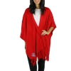 Image for ZooZatz: Arizona Wildcats Women's Drill Wrap Scarf – Scarlet