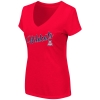 Image for Colosseum: Arizona Wildcats Parma V-Neck Tee Red