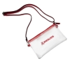Image for Neil Enterprises: Arizona Wildcats Clear Crossbody Bag - Red