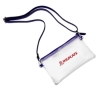 Image for Neil Enterprises: Arizona Wildcats Clear Crossbody Bag -Navy
