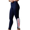 Image for Certo: Arizona Los Gatos Ravello Half Panel Leggings - Navy