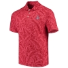 Image for Tommy Bahama: Arizona Sport Leafbacker Polo - Chili Pepper