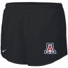 Image for Nike: Arizona Women's Mod Tempo Performance Shorts – Black