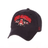 Image for Zephyr: Arizona LOS GATOS Scholarship Faded Cap - Navy