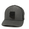 Image for Branded Bills: Arizona Midnight 48 Curved Trucker Cap