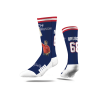 Image for Strideline: Arizona TEDY BRUSCHI #68 Socks