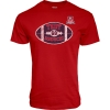 Image for Blue 84: Arizona TEDY #68 BRUSCHI Tee - Red
