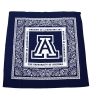 Image for Bandana: Arizona Team Logo Bandana Navy