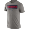 Image for Nike: Arizona BASKETBALL Legend Dri-Fit Tee - Grey