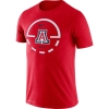 Image for Nike: Arizona Basketball Dri-FIT Legend 2.0 - Red