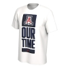 Image for Arizona Basketball OUR TIME Bench Short Sleeve Tee By Nike