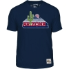 Image for Retro Brand: Arizona Wildcats Men's Short Sleeve Tee Navy